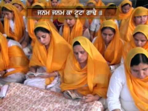 Shri Sukhmani Sahib Path Part 2 of 2(with Subtitles)- Bhai Sahib Bhai Guriqbal Singh Ji