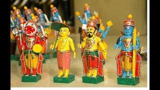 Kondapalli handcraft Toys|Wooden Painted Toys Kondapalli Toys Lepakshi Handicrafts|Kondapalli Dolls