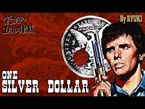 """One Silver Dollar / Un Dollaro Bucato""   By RYUKI"