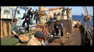 the guns of navarone scene