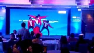 Danga Maari, evandi Unna peththan, mersalayitten song dance stage performance.