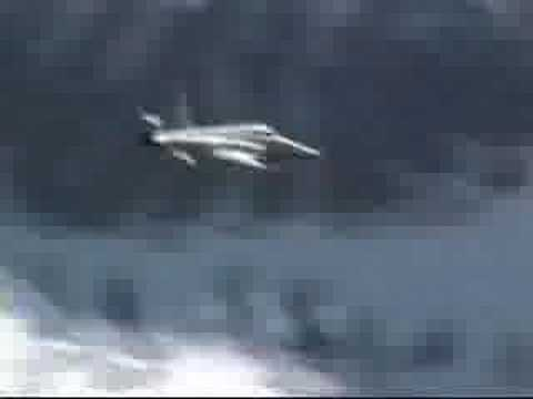 F-5 in action