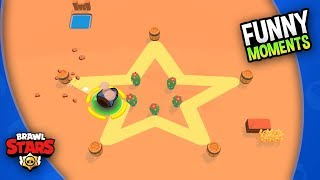 LUCK or SKILL? 🌟 Brawl Stars 2019 Funny Moments, Fails and Glitches