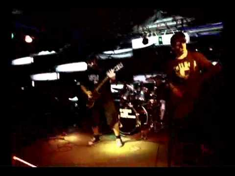 Breathe And Wait - Consummating Omophagia (Cephalotripsy Cover) Live In TT Club 29.10.10