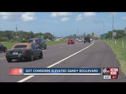 Florida Department Of Transportation Eyes Changes To Gandy Blvd. In Pinellas Park