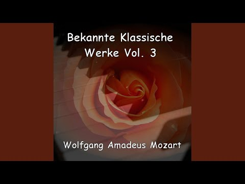 Clarinet Concerto in A-Major, Adagio