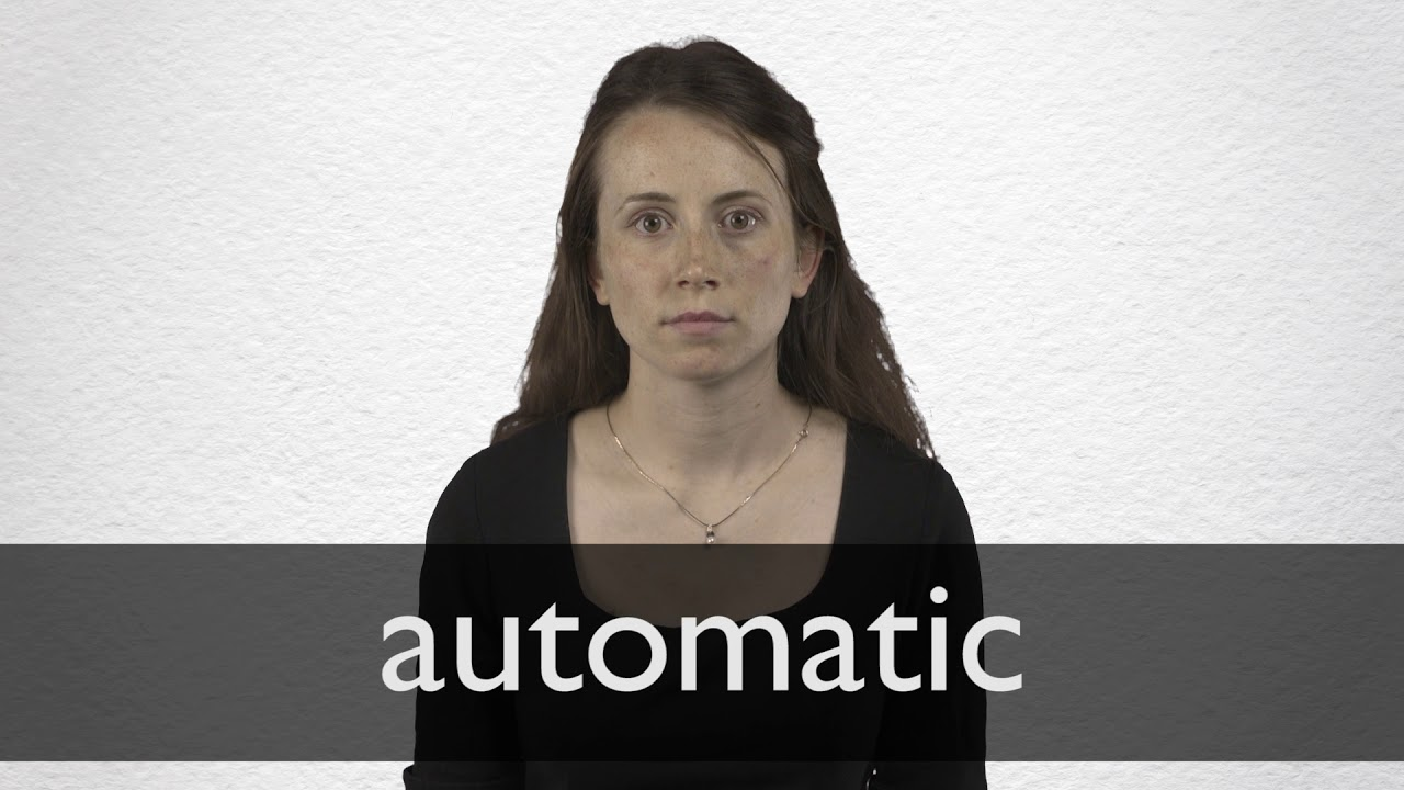 Automatic Synonyms | Collins English Thesaurus