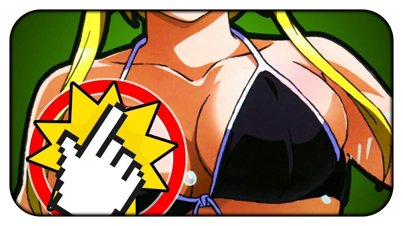 Nackte Anime Brüste