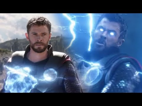 Thor, 'Bring Me Thanos!', Thor Entry To Wakanda Scene | Avengers Infinity War 1080p(With subtitles) thumbnail