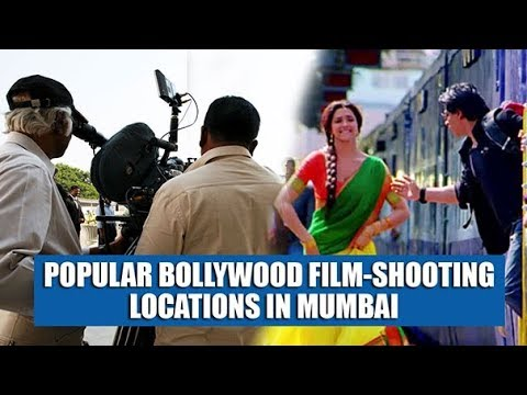 Popular Bollywood film-shooting locations in Mumbai