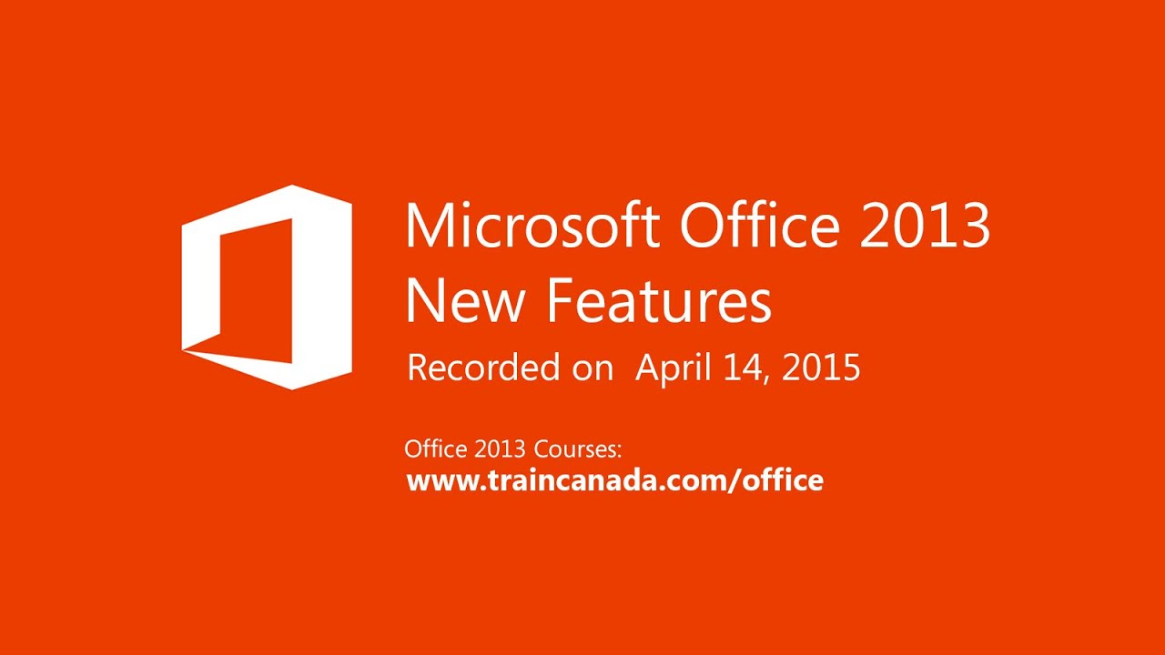 office 2013 new features pdf