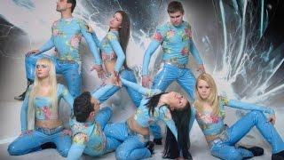Современные танцы для девушек видео