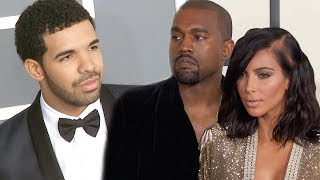 Breaking Down The Drake And Kanye Kim Beef Video