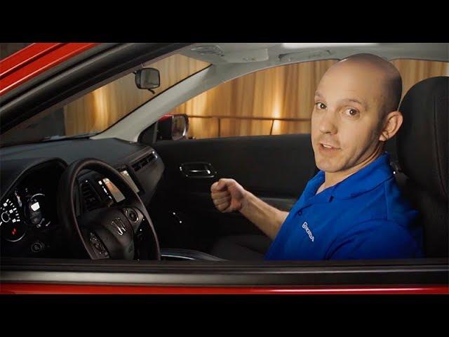 2018 Honda HR-V Tips & Tricks: How to Use the Electric Parking Brake