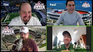 Dynasty Owner Podcast Live Stream - NFL Free Agency and Q&A about the game - Episode #38