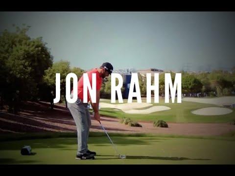 Jon Rahm Golf Swing Slow 2019 - YouTube