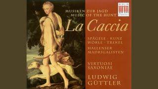 """BWV 208, """"Hunt Cantata"""": Recitative: Was mir behagt, ist nur die muntre Jagd! (Soprano)"""