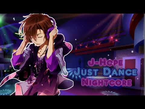 BTS J-Hope- Trivia 起: Just Dance [Nightcore]