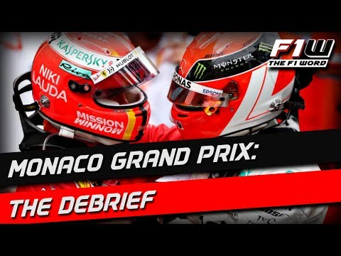 The Debrief: Monaco