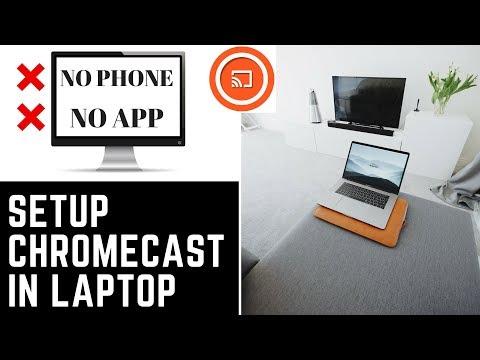 How to install Google Chromecast on Windows 10 - YouTube