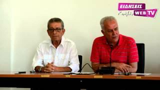 Απολογισμός θητείας Δημάρχου Κιλκίς - Μπαλάσκα Ευάγγελου - Eidisis.gr Web TV