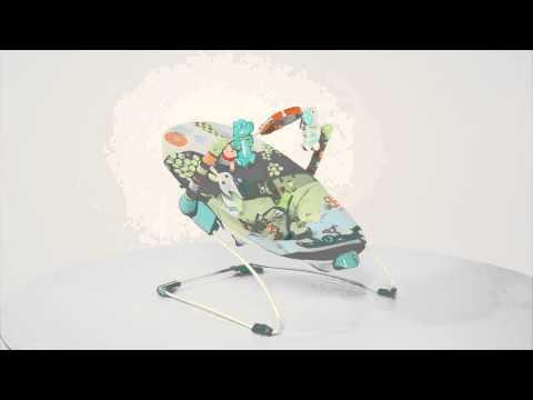 Smyths Toys - Bright Starts™ Up, Up & Away Bouncer