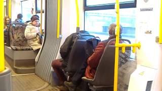 Пассажир без головы.