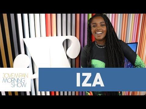 Entrevista completa com IZA