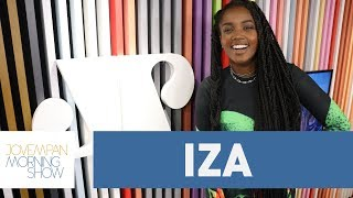 Baixar Entrevista completa com IZA