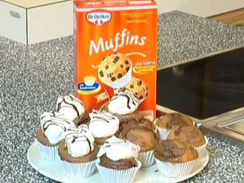 Backmischung Muffins Youtube