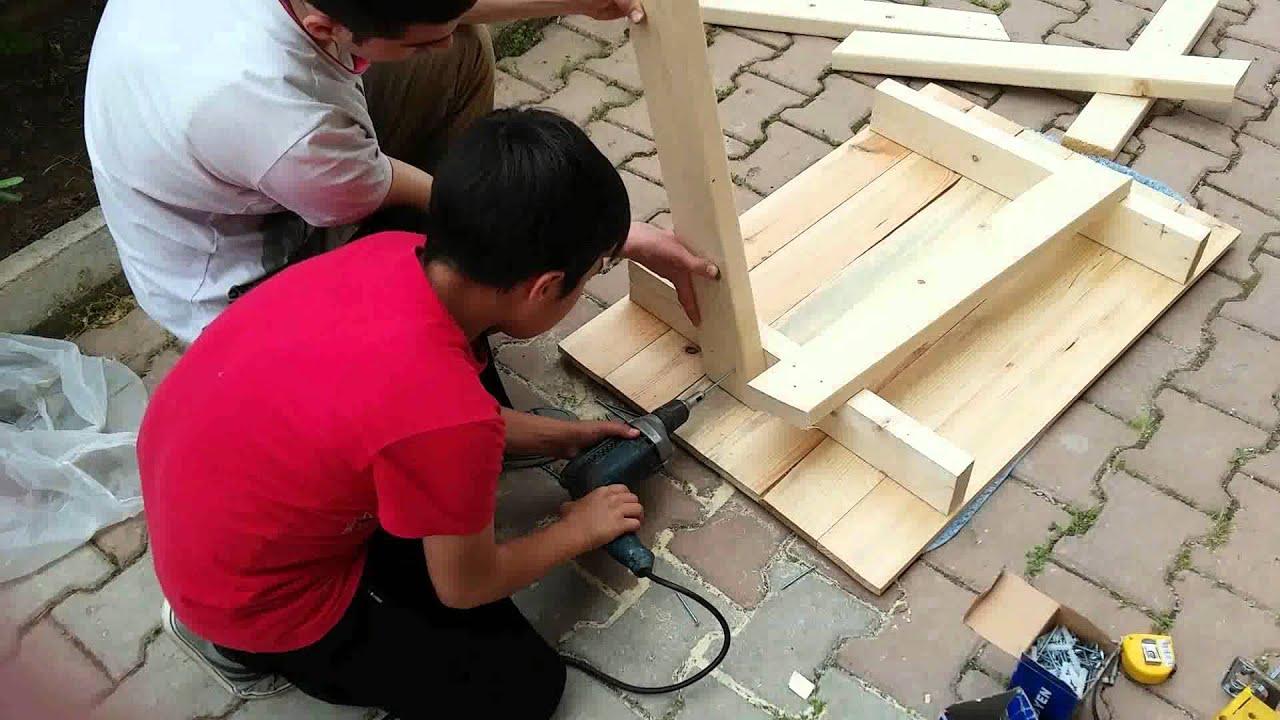 Diy Wooden Bench Seat