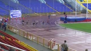 Дмитрий Беляков и Елисеев 100 м