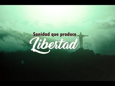 Sanidad que produce Libertad.Hernán Briceño, 10 Junio 2018