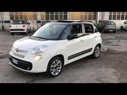Fiat 500 L Lounge 1 4 Benzina 95cv Tetto Apribile