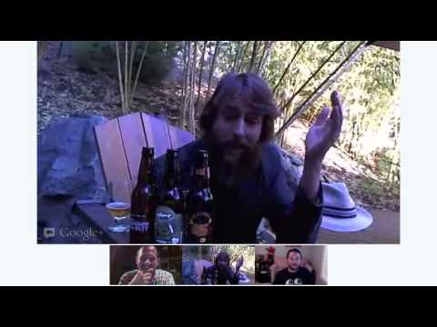 Hangout with the Brewers: Dogfish Head / Victory / Stone Saison du BUFF