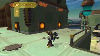 Ratchet and Clank : Up Your Arsenal -19- Robbed