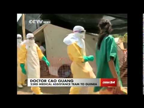 A Chinese doctor's experience with Ebola