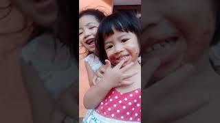 Funny kids try not to laugh