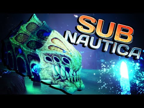 CREEPY SKELETON of the DEEP OCEAN! - Subnautica Full Release