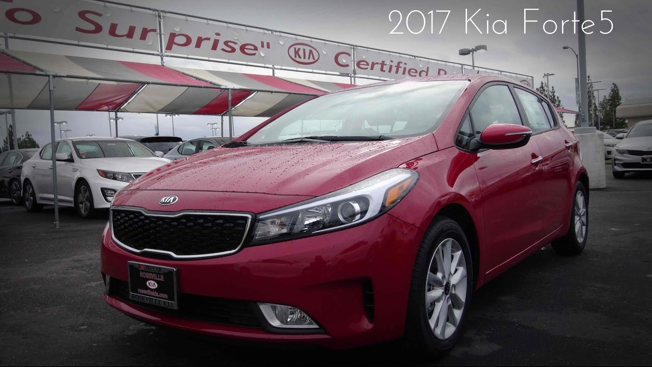 2017 Kia Forte Lx 2 0 L 4 Cylinder Review