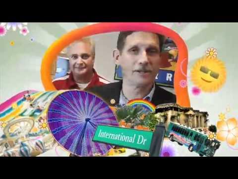 International Drive Resort Area Chamber of Commerce 40th Anniversary