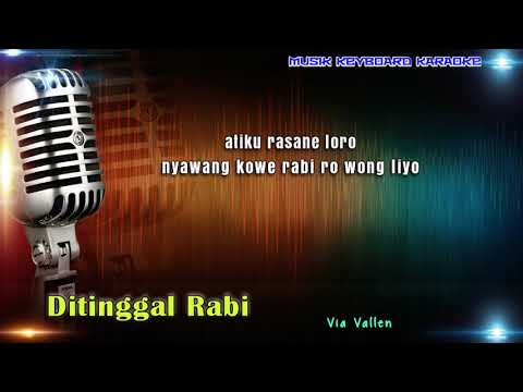 Via Vallen - Ditinggal Rabi  Karaoke Tanpa Vokal