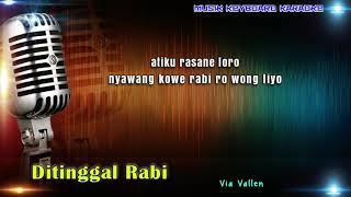 Download lagu Ditinggal Rabi  Karaoke Tanpa Vokal