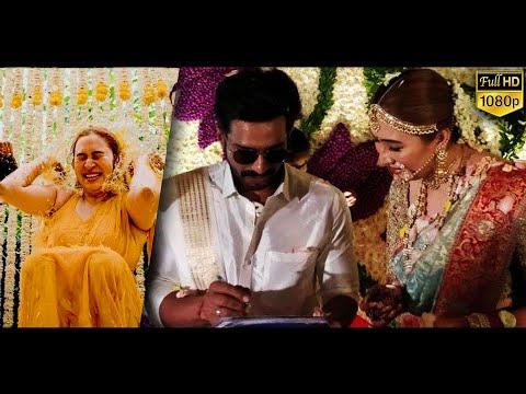 Vishnu Vishal And Jwala Gutta ரகசிய திருமணம்..! | Viral Video | Wedding Celebration | Hyderabad | HD