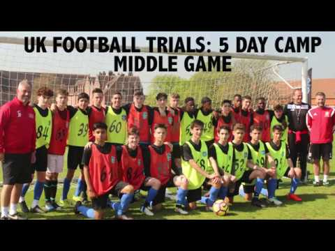 Extended Match Highlights - April 5 Day Camp Ages 14-16