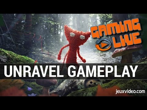 Unravel : Gameplay FR - l'indépendant d'Electronic arts