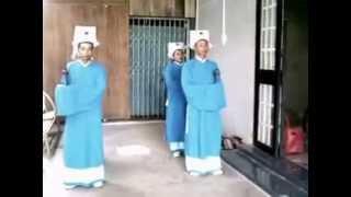 1- CAO DAI - Diễn Tập Lễ Đăng Điện Tuần Hương.