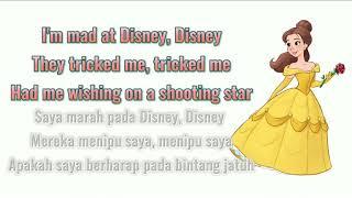 Mad At Disney Tiktok Song - Salem Ilese (Terjemahan Bahasa Indonesia Lyrics)