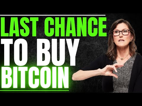 Cathie Wood  Explains Why Bitcoin Will be Unstoppable After This Happens | Bitcoin Price Prediction