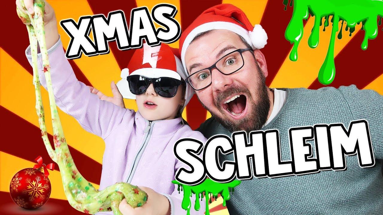Der weihnachtlichste Weihnachts Schleim der Welt 🎅 Lulu & Leon ...